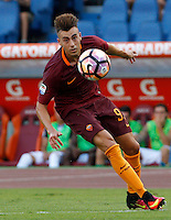 Calcio, Serie A: Roma vs Udinese. Roma, stadio Olimpico, 20 agosto 2016.<br /> Roma&rsquo;s Stephan El Shaarawy in action during the Italian Serie A football match between Roma and Udinese at Rome's Olympic Stadium, 20 August 2016. Roma won 4-0.<br /> UPDATE IMAGES PRESS/Riccardo De Luca