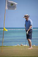 JUL 17 US President Bill Clinton Vacations In Punta Cana