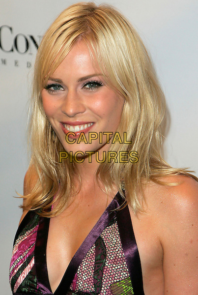 NATASHA BEDINGFIELD.At Guess 25th Anniversary Celebration Party at Capitale, New York, NY, USA..September 5th, 2006.Ref: ADM/JL.headshot portrait.www.capitalpictures.com.sales@capitalpictures.com.©Jackson Lee/AdMedia/Capital Pictures.