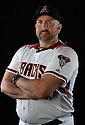 Arizona Diamondbacks Ariel Prieto (49) during photo day on February 28, 2016 in Scottsdale, AZ.