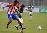 Deportivo Cali venció 1-0 al ya eliminado Junior y, a una fecha del final, todavía sueña con alcanzar la clasificación a cuartos