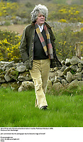Kerry Writer John Moriarty pictured at home in Coolies, Muckross, Killarney in 2006.<br /> Picture by Don MacMonagle<br /> <br /> John commented that this photograph was his favourite image of himself<br /> <br /> &copy; macmonagle.com<br /> email: info @macmonagle.com