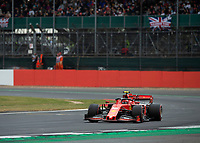 Charles LECLERC (FRA) (SCUDERIA FERRARI) during the Formula 1 Rolex British Grand Prix 2019 at Silverstone Circuit, Towcester, England on 14 July 2019. Photo by Vince  Mignott.