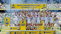 Wasps v Exeter Chiefs, Aviva Premiership Rugby Final 2017. May 27,