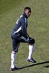 Madrid (24/02/10).-Entrenamiento del Real Madrid..Mahamadou Diarra...© Alex Cid-Fuentes/ ALFAQUI...Madrid (24/02/10).-Training session of Real Madrid c.f..Mahamadou Diarra...© Alex Cid-Fuentes/ ALFAQUI..