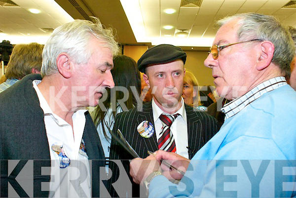 The South Kerry count in The Malton Hotel, Killarney, on Friday