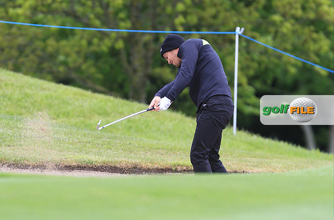 Borja Virto Astudillo (ESP) during Thursday's Round 1 ahead of the 2016 Dubai Duty Free Irish Open Hosted by The Rory Foundation which is played at the K Club Golf Resort, Straffan, Co. Kildare, Ireland. 19/05/2016. Picture Golffile | TJ Caffrey.<br /> <br /> All photo usage must display a mandatory copyright credit as: &copy; Golffile | TJ Caffrey.