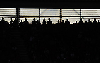 Fans watch the match<br /> <br /> Photographer Kevin Barnes/CameraSport<br /> <br /> The Premier League - Southampton v Burnley - Sunday August 12th 2018 - St Mary's Stadium - Southampton<br /> <br /> World Copyright &copy; 2018 CameraSport. All rights reserved. 43 Linden Ave. Countesthorpe. Leicester. England. LE8 5PG - Tel: +44 (0) 116 277 4147 - admin@camerasport.com - www.camerasport.com