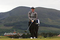 Chloe Goadby (St Regulus) on the 2nd tee during Round 2 of the Women's Amateur Championship at Royal County Down Golf Club in Newcastle Co. Down on Wednesday 12th June 2019.<br /> Picture:  Thos Caffrey / www.golffile.ie