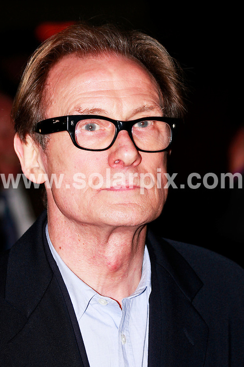 **ALL ROUND PICTURES FROM SOLARPIX.COM**.*WORLDWIDE RIGHTS*.The Brick Lane UK Premiere at the Times BFI London Film Festival at the Odeon West End in Leicester Square on the 26_10_07,This film is based on the book by Monica Ali..This pic:BILL NIGHY.JOB REF:5210-GMT   DATE:26_10_07 .**MUST CREDIT SOLARPIX.COM OR DOUBLE FEE WILL BE CHARGED* *UNDER NO CIRCUMSTANCES IS THIS IMAGE TO BE REPRODUCED FOR ANY ONLINE EDITION WITHOUT PRIOR PERMISSION*