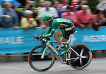 Tour de France 2011 - etape 20 Grenoble CLM..VOECKLER Thomas on 23/07/2011 in Grenoble, France. ..© PierreTeyssot.com