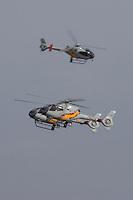 Patrulla ASPA Helicóptero / helicopter. V FESTIVAL AEREO CIUDAD DE VALENCIA, 19/10/2008 - Playa de la Malvarrosa / Malvarrosa beach, Valencia, España / Spain