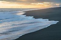 Gulf of Alaska, Pacific ocean coast, Glacier Bay National Park, Southeast, Alaska