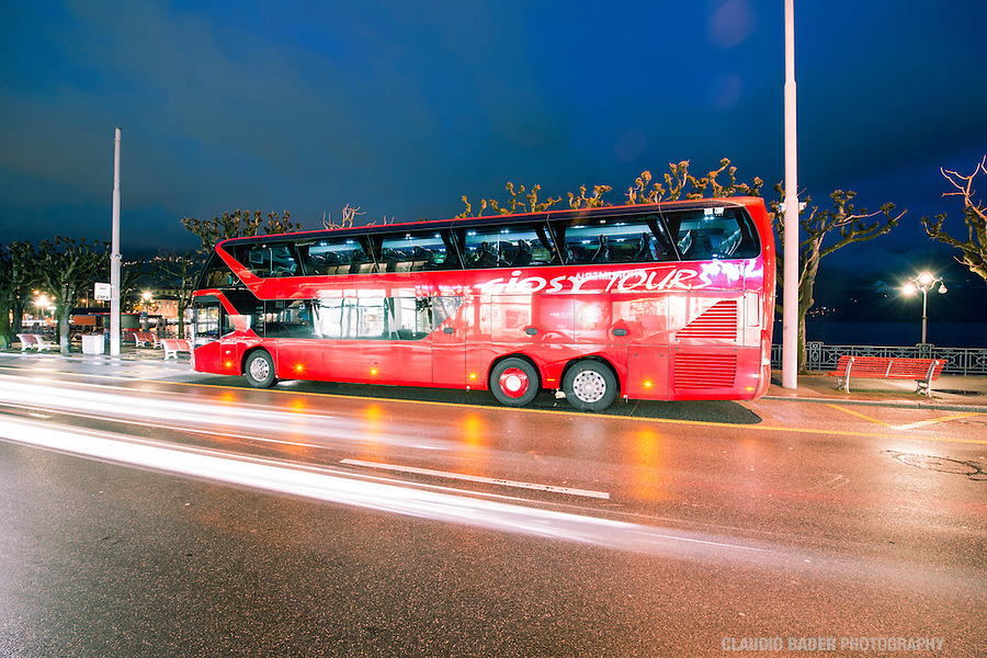 MAN, Skyliner, Giosy Tours, Lugano