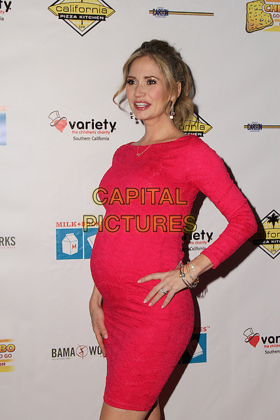 LOS ANGELES, CA - APR 17: Ashley Jones attends Milk + Bookies 7th Annual Story Time Celebration, Apr 17 2016 - California Market Center - Los Angeles, California United States. <br /> CAP/MPIPA<br /> &copy;MPIPA/Capital Pictures