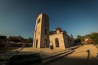 Makedonien. Sveti Kliment Ohridski: Sveti Kliment Church i Ohrid. Foto: Jens Panduro