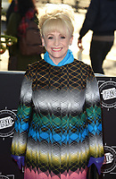 Barbara Windsor<br /> arriving for the TRIC Christmas Party, Grosvenor House Hotel, London.<br /> <br /> <br /> &copy;Ash Knotek  D3362  12/12/2017