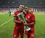 050815 Bayern Munich v Real Madrid PSF