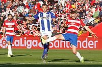 2019.12.07 La Liga Granada CF VS Alaves