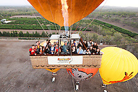 20161018 18 October Hot Air Balloon Cairns