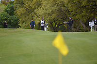 Francesco Molinari (ITA) looks over his shot from the trap on 18 during day 5 of the WGC Dell Match Play, at the Austin Country Club, Austin, Texas, USA. 3/31/2019.<br /> Picture: Golffile | Ken Murray<br /> <br /> <br /> All photo usage must carry mandatory copyright credit (&copy; Golffile | Ken Murray)