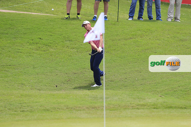 Cameron Smith (AUS) on the 15th during Round 2 of the 2015 CIMB Classic at the Kuala Lumpur Golf &amp; Country Club in Malaysia on Friday 30/10/15.<br /> Picture: Thos Caffrey | Golffile