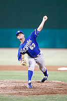 Allen Caldwell - AZL Royals - 2010 Arizona League.Photo by:  Bill Mitchell/Four Seam Images..