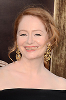 HOLLYWOOD, CA - AUGUST 7: Miranda Otto at the Annabelle: Creation premiere at the TCL Chinese Theater in Hollywood , California on August 7, 2017. <br /> CAP/MPI/DE<br /> &copy;DE/MPI/Capital Pictures