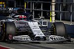 Scuderia AlphaTauri Honda, Pierre Gasly, takes part in the tests for the new Formula One Grand Prix season at the Circuit de Catalunya in Montmelo, Barcelona. February 19, 2020 (ALTERPHOTOS/Javier Martínez de la Puente)