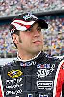 7-15 February  2009, Daytona Beach, Florida USA.Sam Hornish,Jr..©F.Peirce Williams 2009.LAT Photographic