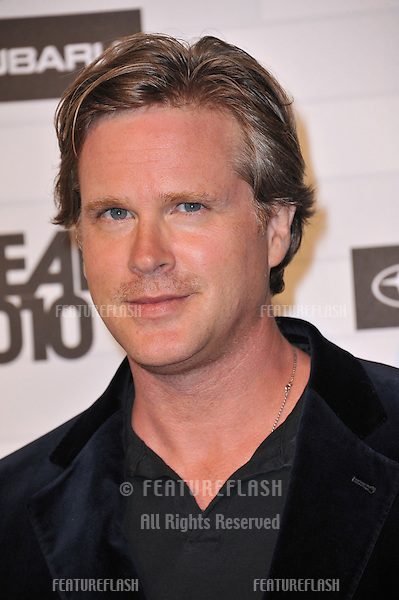 Cary Elwes at Spike TV's 2010 Scream Awards at the Greek Theatre, Griffith Park, Los Angeles..October 16, 2010  Los Angeles, CA.Picture: Paul Smith / Featureflash