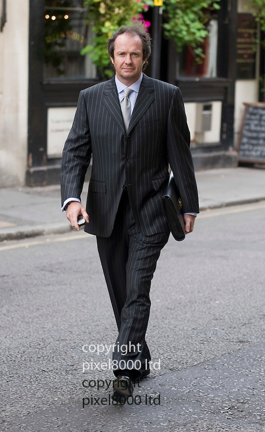 Scott Young arrives the High Court where he contesting a multi million pound divorce case against<br /> Michelle Young<br /> <br /> <br /> <br /> Picture by Gavin Rodgers/ Pixel 07917221968