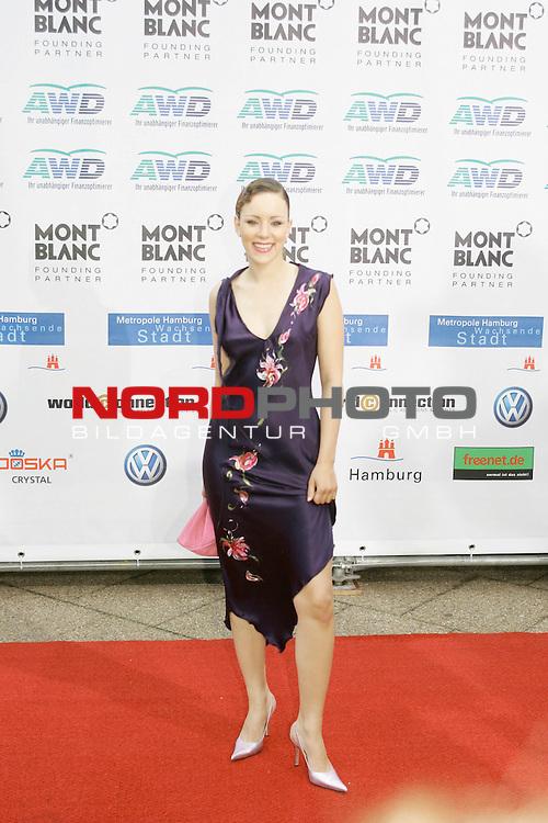 WOMENīS WORLD AWARDS<br /> <br /> Friedens-Nobelpreistr&scaron;ger Michail Gorbatschow, der Pr&scaron;sident der World Awards, im Congress Centrum Hamburg (CCH) zum ersten Mal weibliche PersŲnlichkeiten auszeichnen, die unsere Welt ver&scaron;nderten.<br /> Roter Teppich Jasmin Wagner<br /> Foto &copy; nordphoto/ Anja Heinemann<br /> <br /> <br /> <br /> <br /> <br /> <br /> <br />  *** Local Caption *** Foto ist honorarpflichtig! zzgl. gesetzl. MwSt.<br /> <br />  Belegexemplar erforderlich<br /> <br /> Adresse: nordphoto<br /> <br /> Georg-Reinke-Strasse 1<br /> <br /> 49377 Vechta