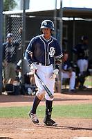 Kelvin Melean - San Diego Padres 2016 spring training (Bill Mitchell)