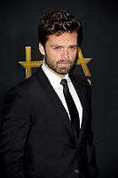 Sebastian Stan at the 21st Annual Hollywood Film Awards at The Beverly Hilton Hotel, Beverly Hills. USA 05 Nov. 2017<br /> Picture: Paul Smith/Featureflash/SilverHub 0208 004 5359 sales@silverhubmedia.com