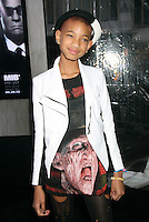 Willow Smith at the Men In Black 3 premiere at The Ziegfeld Theater in New York City. May 23, 2012. © RW/MediaPunch Inc.