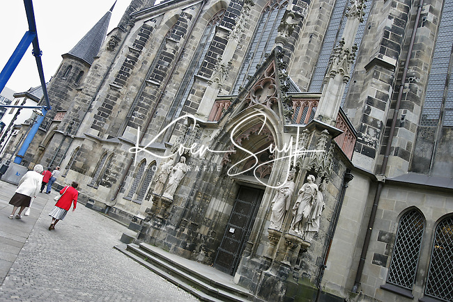 Leipzig: Thomaskirche