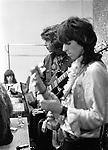 Rolling Stones 1970 Mick Taylor & Keith Richards..
