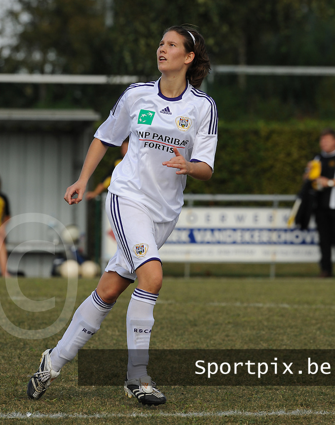 RSC Anderlecht : Lien Kesteloot.foto DAVID CATRY / Vrouwenteam.be