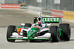 31 August 2007: Tony Kanaan (BRA) at the Detroit Belle Isle Grand Prix, Detroit, Michigan.