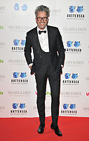 Larry King at the Battersea Dogs &amp; Cats Home Collars &amp; Coats Gala Ball 2018, Battersea Evolution, Battersea Park, London, England, UK, on Thursday 01 November 2018.<br /> CAP/CAN<br /> &copy;CAN/Capital Pictures