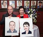 Lynn Ahrens & Stephen Flaherty - Sardis Portraits