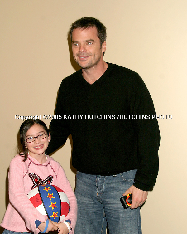ROSABEL KURTH (HIS DAUGHTER WITH RENA SOFER).CELEBRITIES ATTEND.