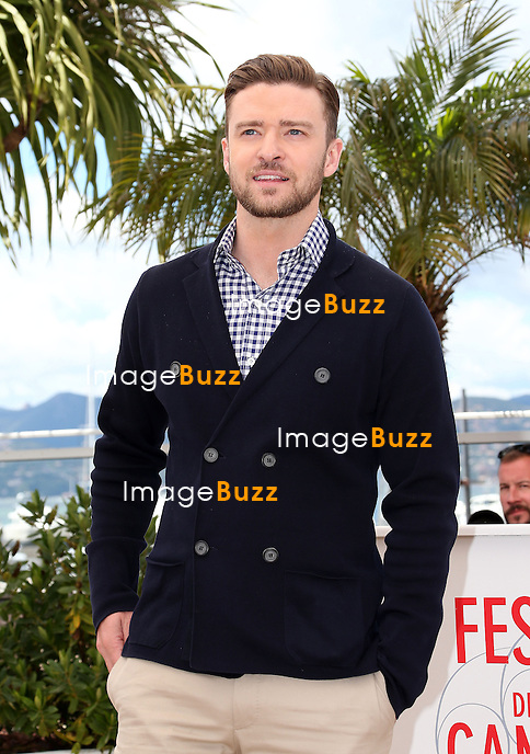 JUSTIN TIMBERLAKE & CAREY MULLIGAN & GARETT HEDLUND - May 19, 2013-Cannes (FR)-Actress Carey Mulliga,  actor/singer Justin Timberlake & actor Garret Hedlund attend the : 'Inside Llewyn Davis' Photocall, during the 66th Cannes Film Festival..