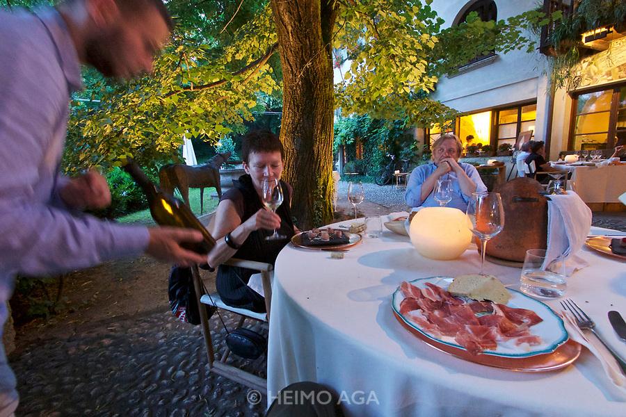Italy, Collio. Cormons, La Subida.