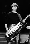 Devo 1980 Bob Casale<br /> &copy; Chris Walter