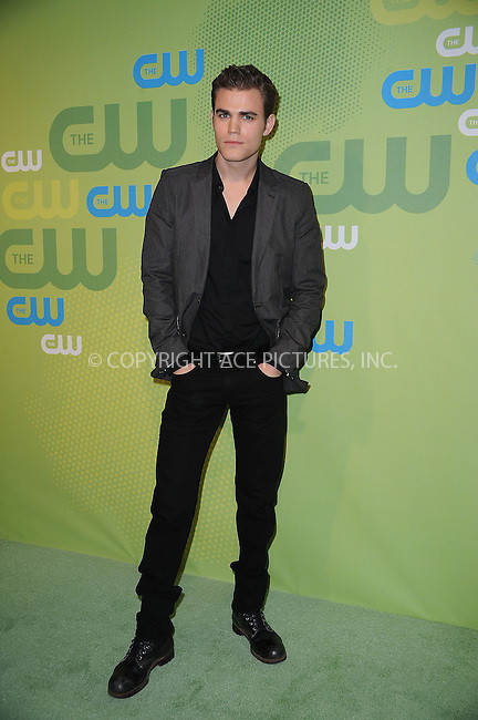 WWW.ACEPIXS.COM . . . . . ....May 21 2009, New York City....Actor Paul Wesley arriving at the 2009 The CW Network UpFront at Madison Square Garden on May 21, 2009 in New York City.....Please byline: KRISTIN CALLAHAN - ACEPIXS.COM.. . . . . . ..Ace Pictures, Inc:  ..tel: (212) 243 8787 or (646) 769 0430..e-mail: info@acepixs.com..web: http://www.acepixs.com