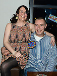 Keith Byrne celebrating his 30th birthday in Brú with partner Sinead O'Brien. Photo:Colin Bell/pressphotos.ie