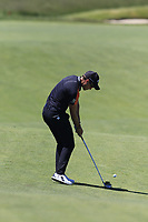 Danny Willett (ENG) plays his 2nd shot on the 13th hole during Thursday's Round 1 of the 118th U.S. Open Championship 2018, held at Shinnecock Hills Club, Southampton, New Jersey, USA. 14th June 2018.<br /> Picture: Eoin Clarke | Golffile<br /> <br /> <br /> All photos usage must carry mandatory copyright credit (&copy; Golffile | Eoin Clarke)