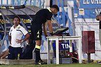 Ferrara 06-08-2017 Stadio Paolo Mazza Friendly match Spal - Chievo Verona foto Daniele Buffa/Image Sport/Insidefoto<br /> nella foto: Piero Giacomelli Var